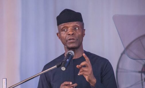 EXTRA: I hope to retire to a comfortable life after getting damages from libel suits, says Osinbajo