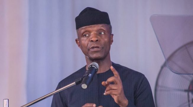 Osinbajo: Gospel preachers are preoccupied with prosperity — not the fight against corruption