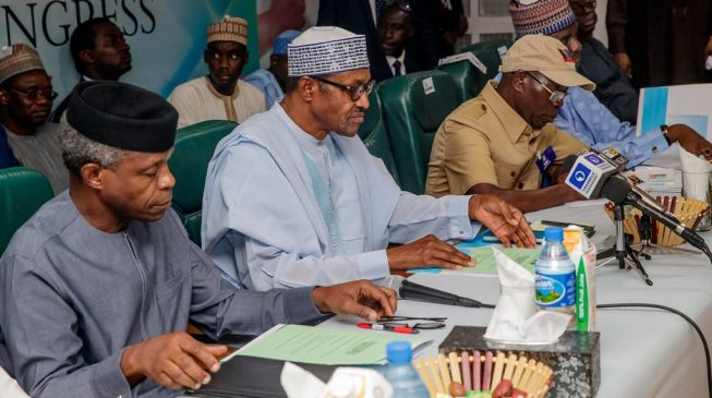 APC adopts indirect primary for senatorial, governorship tickets