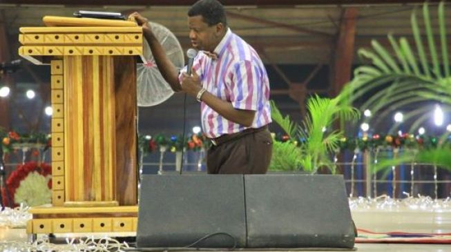 Adeboye promises manifestation of God's grace as RCCG convention kicks off