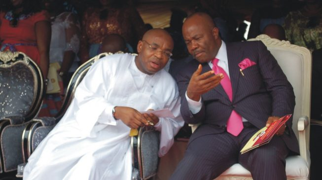 Akpabio: Akwa Ibom governor is a mistake… I regret imposing him on my people
