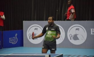 Quadri through to final of Nigeria Open