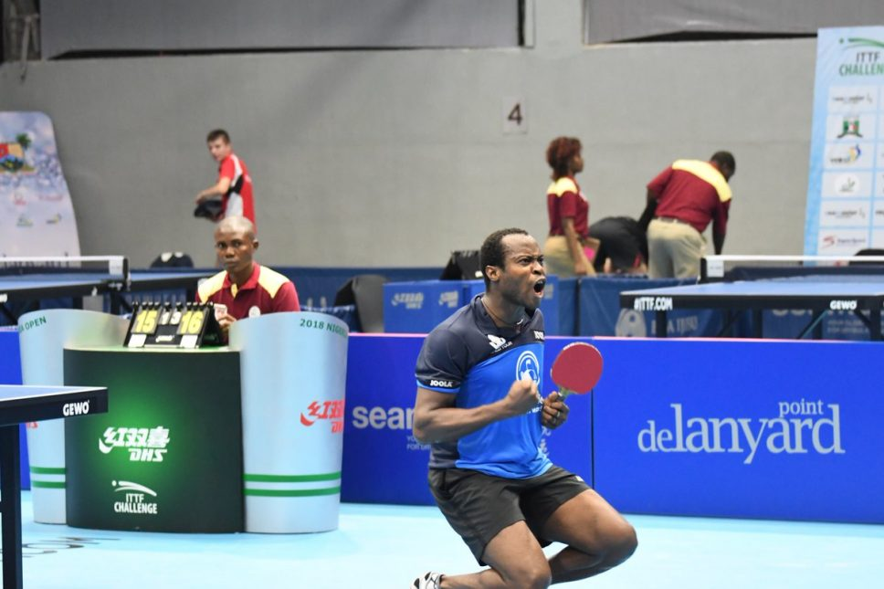 Nigeria Open: Victory for Quadri, Toriola and Oshonaike