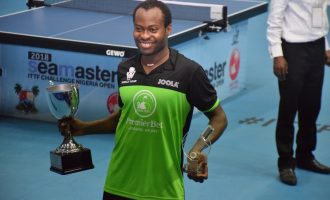 Aruna Quadri wins Nigeria Open