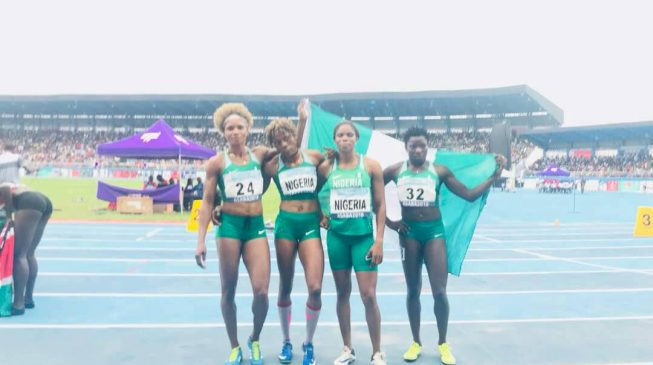 Asaba 2018: Nigeria finishes third with nine gold, five silver medals