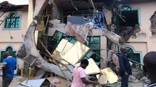 NBC: Demolition of Ayefele's building doesn't speak well of Ajimobi's government