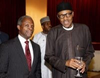 Buhari plants, Osinbajo waters… Nigeria still lacks increase