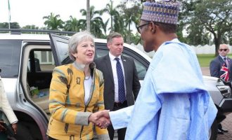 'Is it because he patronises your hospitals?' — group knocks UK for congratulating Buhari