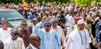 North will vote for Buhari in 2019, says Ebute, ex-senate president