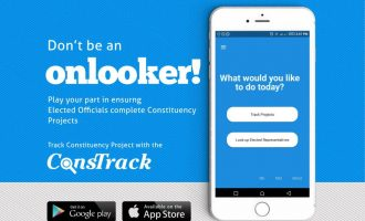 Civil society organisations endorse ConsTrack app