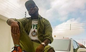 NYSC has cancelled my one-year service, says Davido