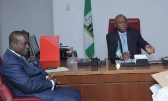 Enang to Saraki: We are appealing, not compelling… reconvene n'assembly