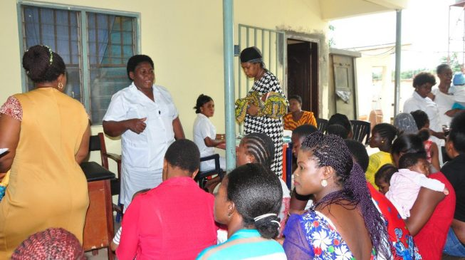Enugu's free health service as Ugwuanyi's best gift to expectant mothers and Infants