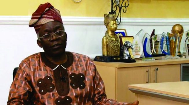Falana replies Buhari: National security is subject to rule of law