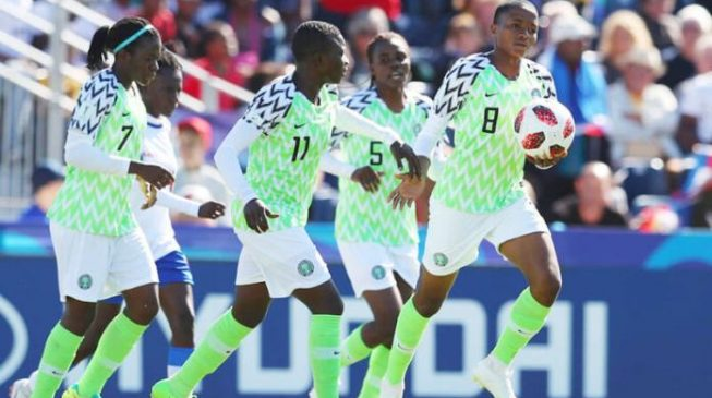 Nigeria crash out of U20 Women's World Cup