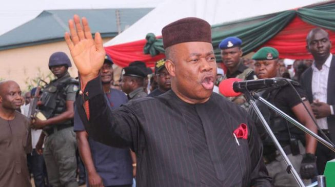 Akpabio: Boko Haram operated freely when PDP was in charge