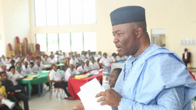 Akwa Ibom 'will make progress' with Akpabio out of PDP