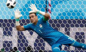 Egypt's El-Hadary, 45, retires from international football