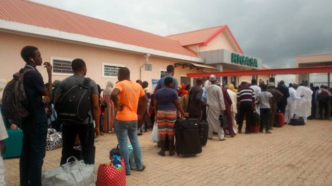 How passengers' revolt ended ticket racketeering at Kaduna train station
