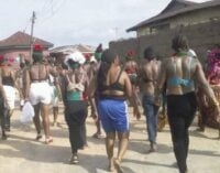 'Go to Owerri prison' — police respond to inquiry on arrest of female IPOB supporters