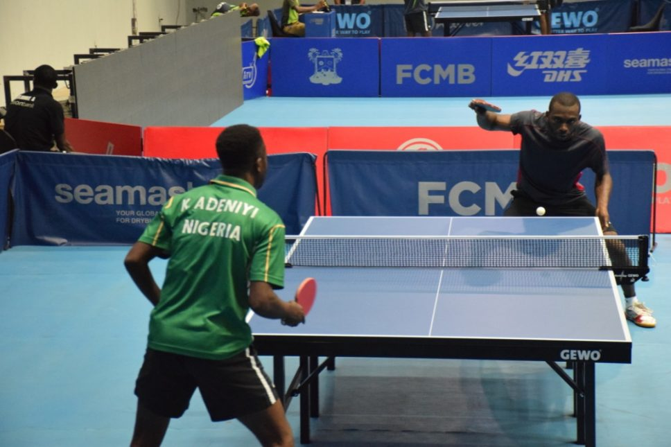 ITTF Challenge Nigeria Open kicks off in Lagos