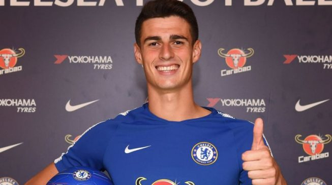 Chelsea sign goalkeeper Kepa for record fee