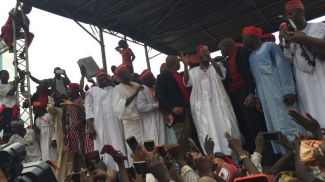 Kwankwaso: Medical tourism is first choice of our leaders — I offer positive change