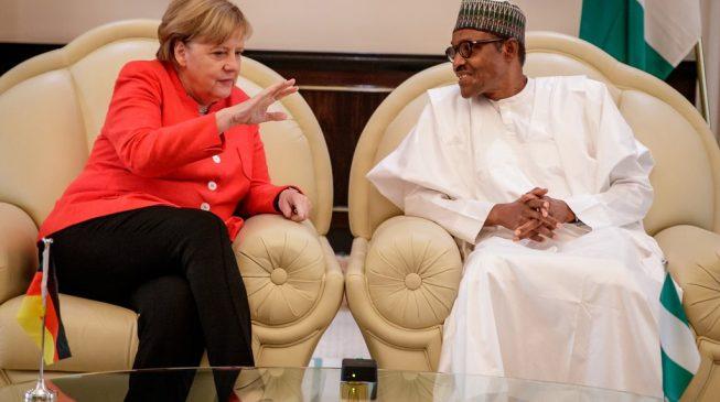 'Buhari is a dictator' — PDP writes Merkel, May
