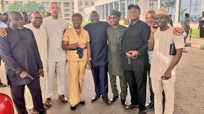 Lawmakers gain entry into n'assembly despite DSS blockade