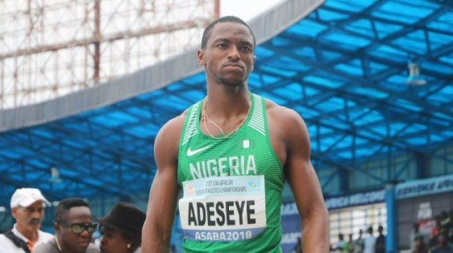Ogunlewe misses out on 100m medal, finishes fifth in Asaba