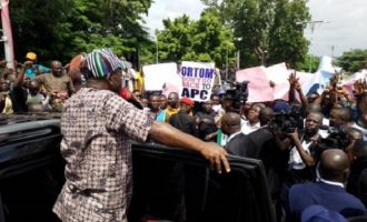 Leave Buhari out of your ordeal, Benue youth tell Ortom