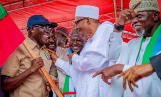 The nine kinds of people supporting Buhari for a second term