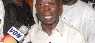 Oshiomhole: Obasanjo will fail in his bid to rule by proxy