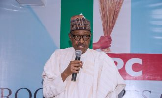 Let's be shinning examples, Buhari tells APC leaders