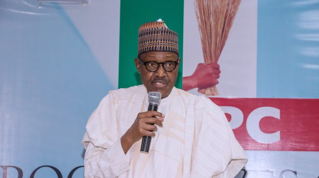 2019: Buhari to receive nomination form on Tuesday
