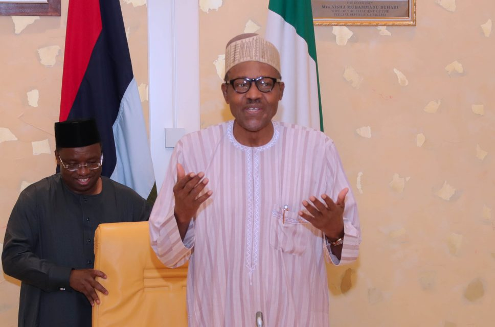 Buhari meets APC governors amid gale of defections