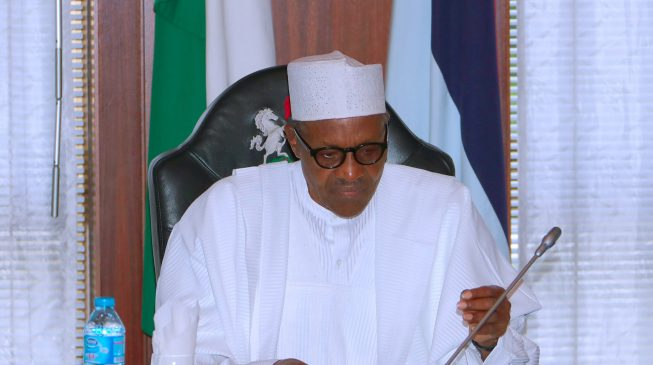 Buhari sends 2019-2021 expenditure framework to n'assembly