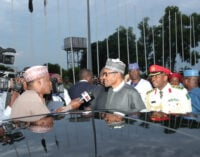 'More thieves will be jailed' — Buhari talks tough as he resumes office