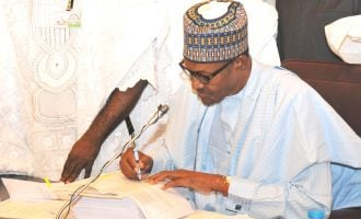 CUPP to Buhari: The best way to prove you aren't cloned is to sign the electoral bill