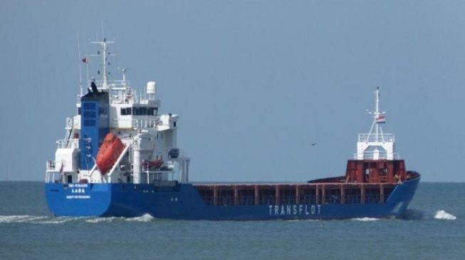 Lagos-bound Russian vessel laden with explosives detained in S'Africa