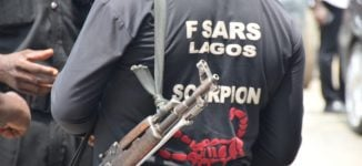 Lagos resident 'shot dead by SARS'