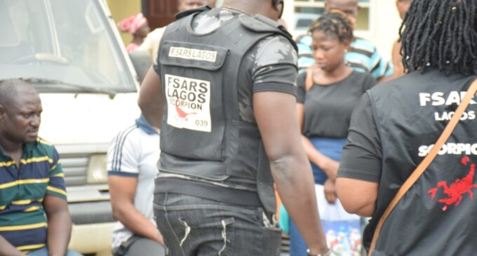 REVEALED: UK govt trained SARS operatives for four years