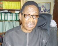 Sagay: Who cares about youth service? We can't afford to lose Adeosun