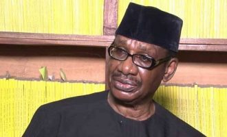 Sagay: FG can fund 2019 polls without national assembly's approval