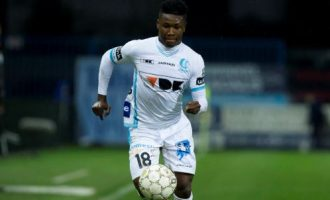 Bordeaux agree deal in principle to sign Samuel Kalu