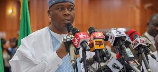 Saraki: We must block politicians from buying PVCs ahead of polls