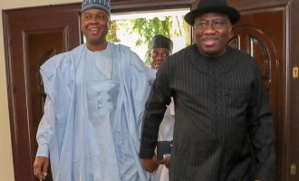 Saraki meets with Jonathan — after visiting Babangida, Obasanjo