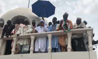Tambuwal joins PDP, describes APC as 'sanctuary of the corrupt'