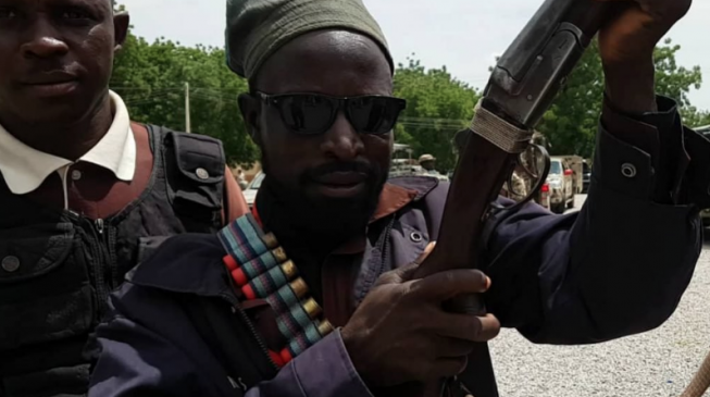 Borno hunters: We can invade Sambisa and capture Shekau 'like a rabbit'