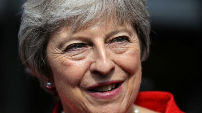 VIDEO: I support permanent African presence on UN security council, says Theresa May